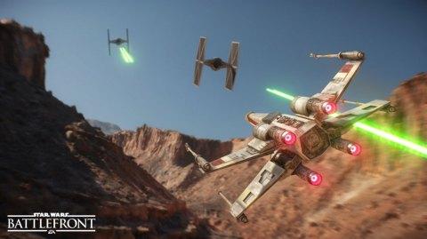 Le jeu Battlefront à 43 euros avec Planète Star Wars !