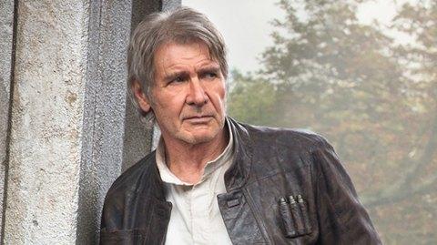 Harrison Ford parle longuement de Han Solo dans le Réveil de la Force