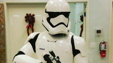 [Gentle Giant] Buste de Stormtrooper First Order
