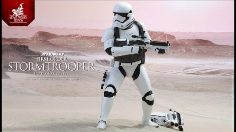 [Hot Toys] Stormtrooper First order (Jakku Exclusive)