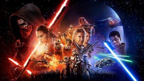 Des infos sur le blu-ray / DVD du Réveil de la Force