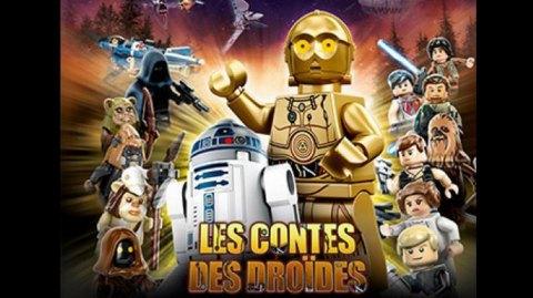 DVD LEGO Star Wars Les contes des Droides 1 et 2