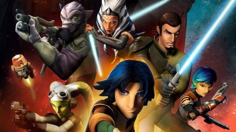 Le teaser de mi-saison 2 de Star Wars Rebels est arrivé