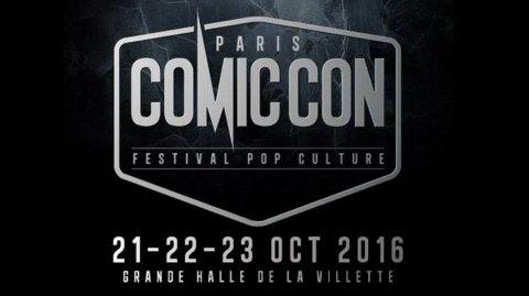 Les dates de la 2e Comic Con de Paris