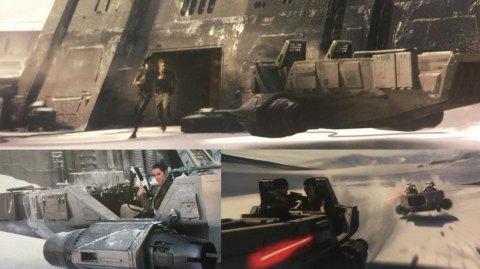 7 scènes coupées dans le Blu-Ray du Réveil de la Force