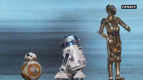 Star Wars aux Oscars, un beau spectacle !
