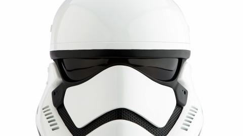 Anovos : THE FORCE AWAKENS First Order Stormtrooper Helmet