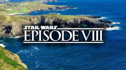Un troisième lieu de tournage en Irlande pour Star Wars VIII