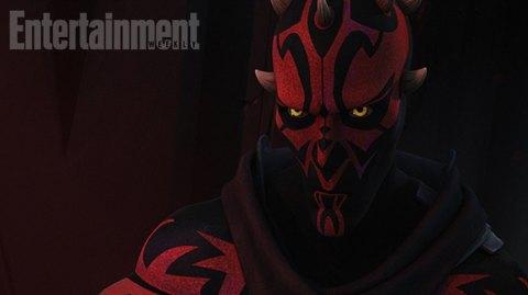 Le retour de Dark Maul dans Star Wars Rebels