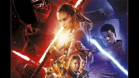 Outre Fleuve : Sortie de Star Wars Le Réveil de la Force, le roman
