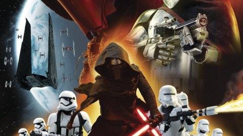 Pocket Jeunesse : Sortie de Star Wars Le Réveil de la Force