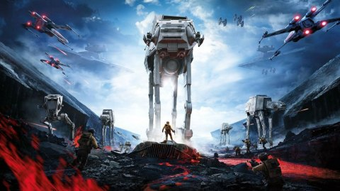 Un nouveau Battlefront pour 2017 !