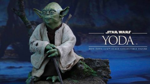 Hot Toys dévoile sa figurine de Yoda