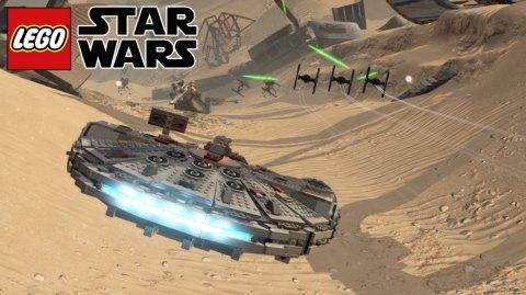 Lego Star Wars Le Réveil de la Force : infos sur le season pass