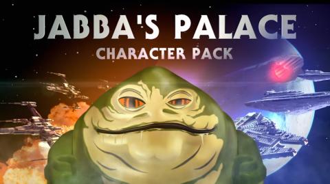 Jabba The Hutt en visite sur Jakku !