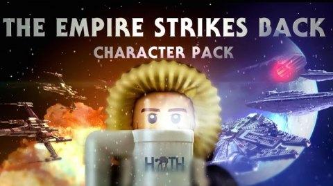 L'Empire Contre Attaque dans le jeu vidéo Lego : Le Réveil de la Force