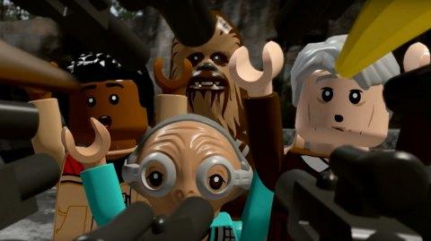 Une Demo et un Trailer pour Lego Star Wars : Le Réveil de la Force !