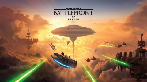 Star Wars Battlefront : le trailer de la DLC sur Bespin