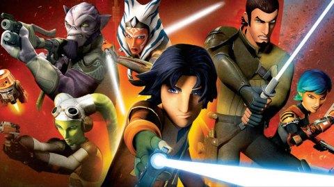 Star Wars Rebels Saison 2 bientôt en DVD et Blu-Ray
