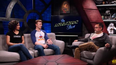 L'épisode 7 du Star Wars Show est disponible !