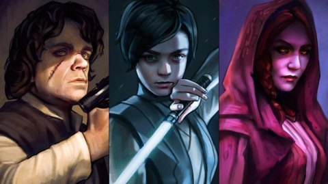 Quand Star Wars rencontre Game of Thrones