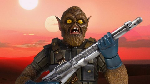 Gentle Giant: le buste de Chewbacca version Ralph McQuarrie