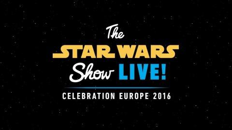 Le Star Wars Show sera en direct pendant Star Wars Celebration