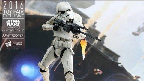 Hot Toys présente son Jump Trooper !