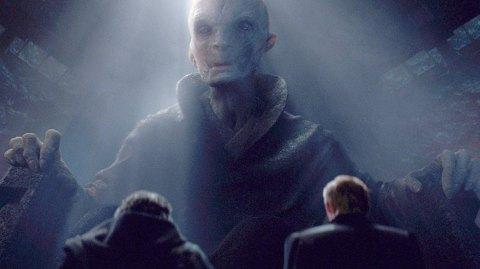 L'Identité de Snoke enfin dévoilée ?