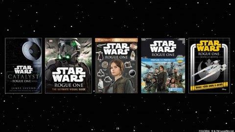 Star Wars Celebration 2016: les livres annoncés