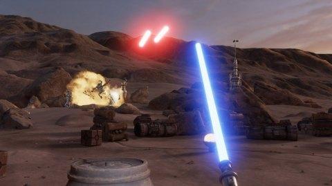 Trials on Tatooine : nouvelle expérience VR disponible sur STEAM