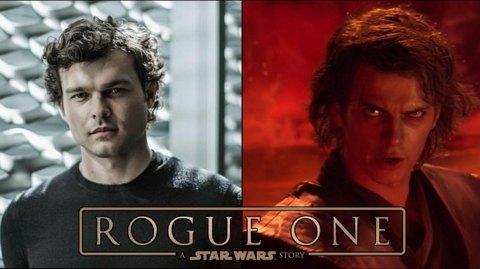Le jeune Han Solo et Hayden Christensen ne seront pas dans Rogue One