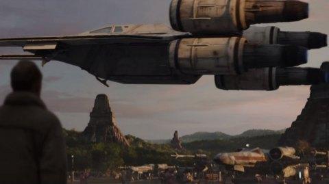 De nouvelles images du 2ème Trailer de Rogue One !