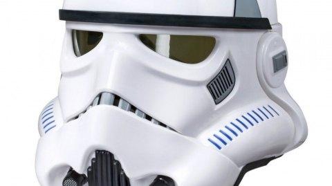 Le casque Black Series du Stormtrooper