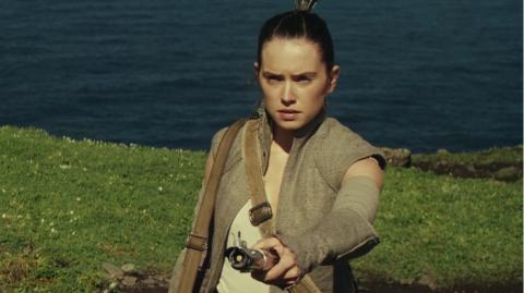 Daisy Ridley parle du titre de l'Episode VIII