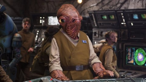 Une sortie Planète Star Wars à la rencontre de l'Amiral Ackbar !
