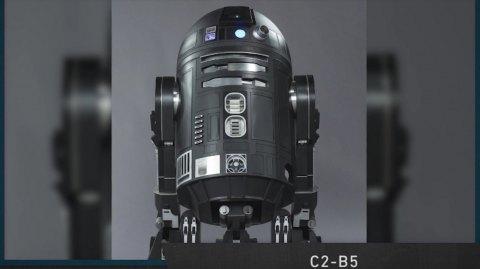 Star Wars Show #17: un droïde de Rogue One révélé, Galaxy of Heroes...