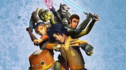 Delcourt : Sortie de Star Wars Rebels 4