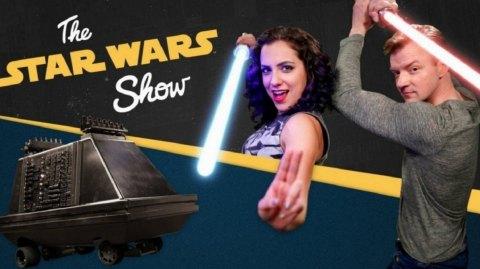 The Star Wars Show: les jouets de Rogue One et interview de Steve Blum