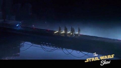 Star Wars Show: Ashley Eckstein et Ahsoka, trailer de The Old Republic