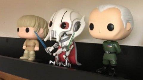 Le général Grievous en figurine Funko Pop