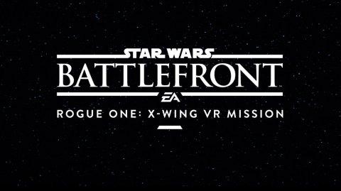 Un trailer pour Star Wars: X-Wing VR Mission sur Playstation VR