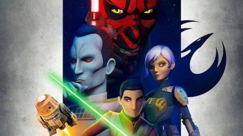 Les titres de trois prochains épisodes de Rebels dévoilés