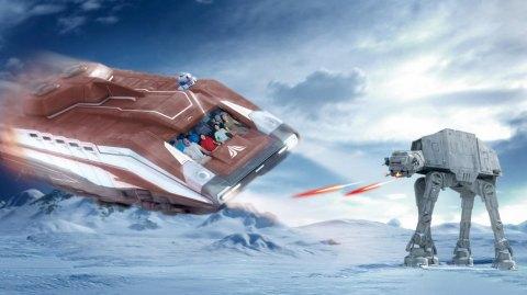 Les Festivités Star Wars du 25ème anniversaire de Disneyland Paris