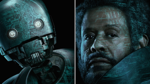 Huit posters personnages pour Rogue One