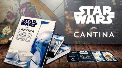 Hachette : Sortie de Star Wars Cantina, avec Planète Star Wars