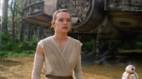 Le lien de parenté de Rey sera dévoilé dans l'Episode VIII