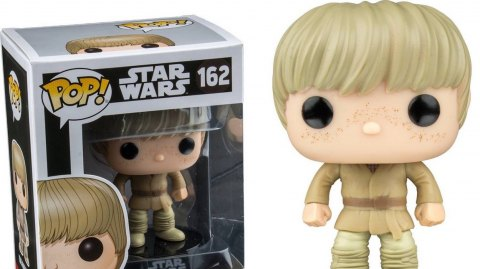Anakin Skywalker enfant chez Funko Pop