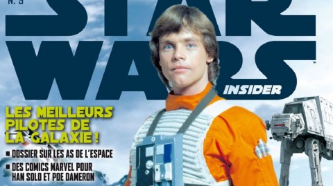 Panini : Sortie de Star Wars Insider 9
