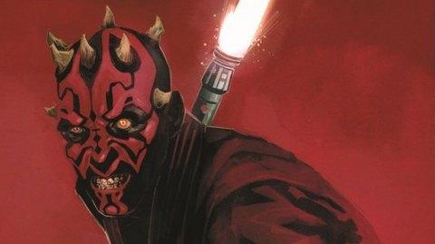 Dark Maul aura sa mini série en comics chez Marvel !